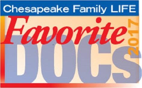 Chesapeake Family Life Magazine's Favorite Doctors