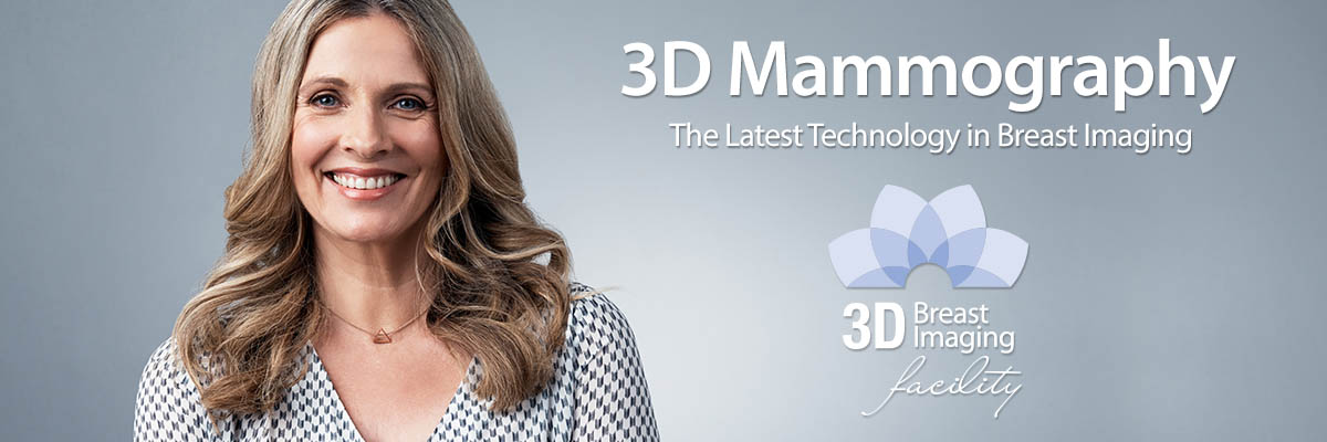 3D Mammography Now Available